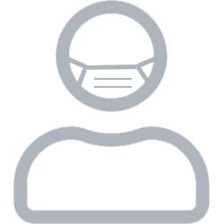 pelican flu mask icon