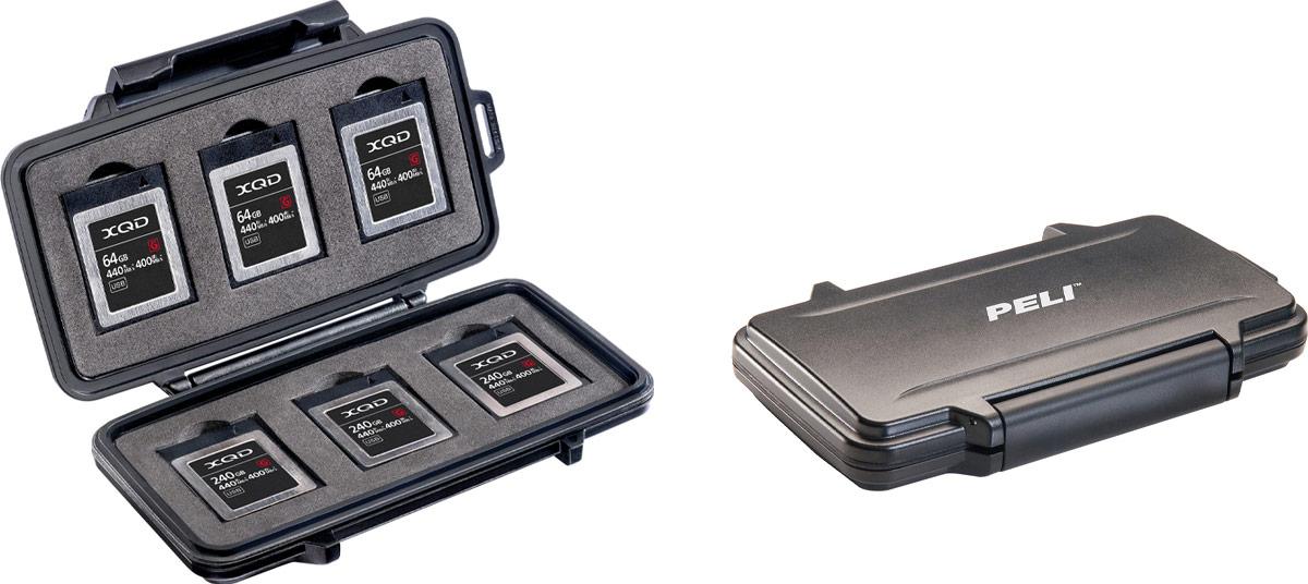 peli 0965 cfexpress memory card case