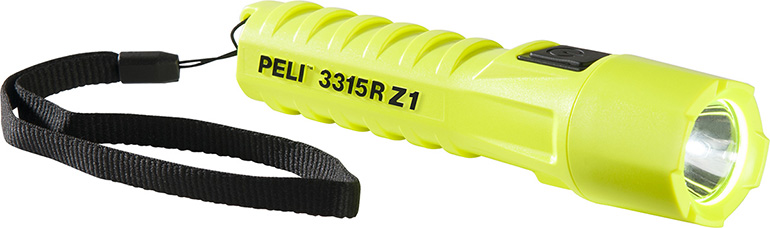 peli 3315rz1 atex approved safety torch