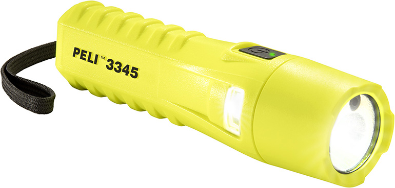 peli 3345 safety certified torch