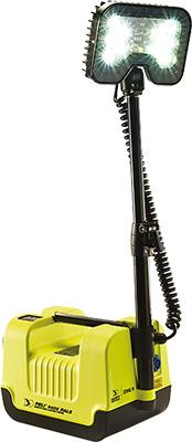 peli 9455z0 zone 0 atex safety light rals