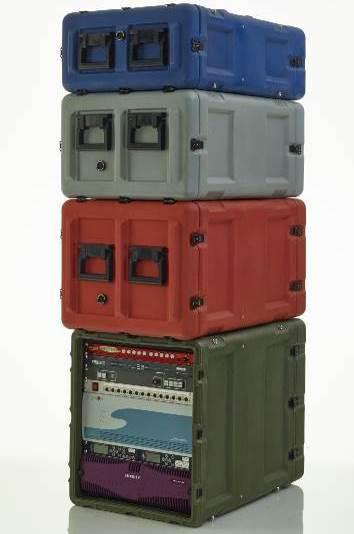 peli min mac rack mount steel cases