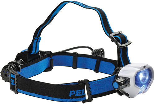 peli products 2780r rechargeable headlamp