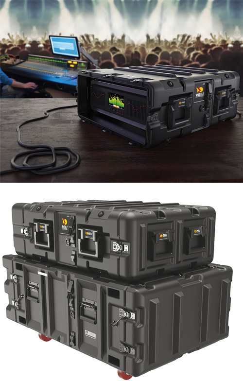 peli products v series rackmount case