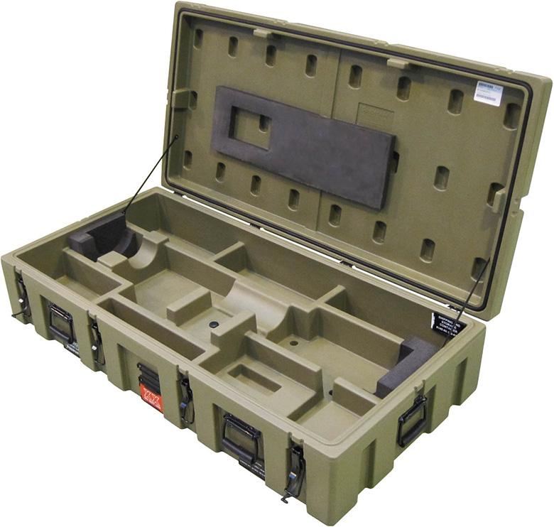 peli trimcast custom cases military case