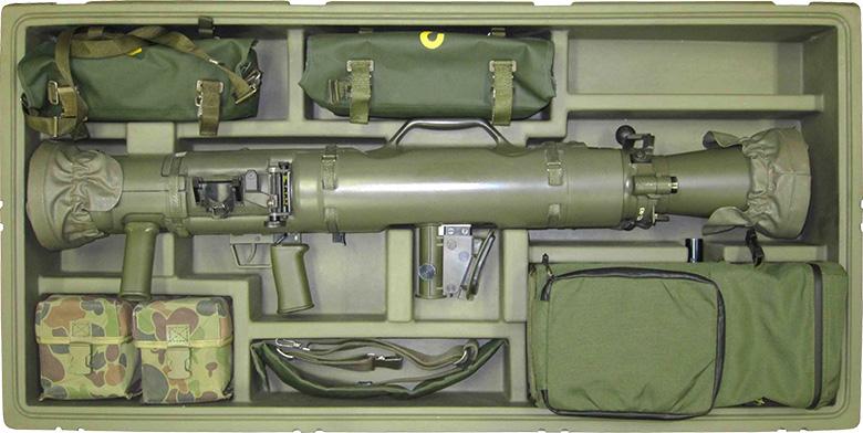 peli trimcast custom military cases