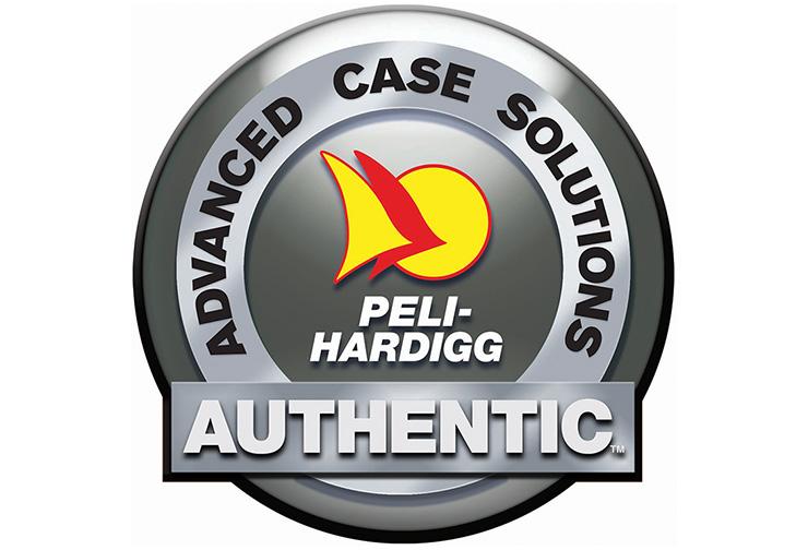 peli hardigg advanced case solutions logo
