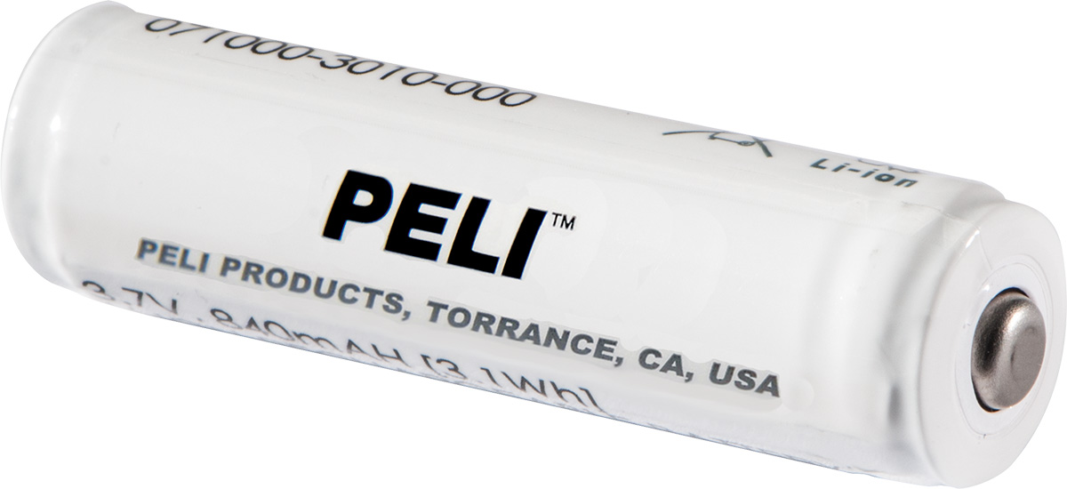 peli 7109 flashlight battery rechargeable
