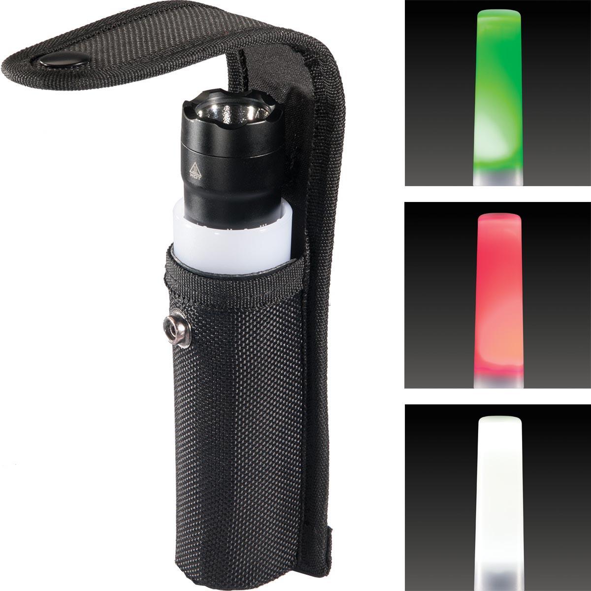 pelican 7607 holser wand kit 7600 flashlight