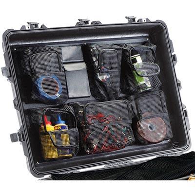 pelican 1639 protector case lid organizer