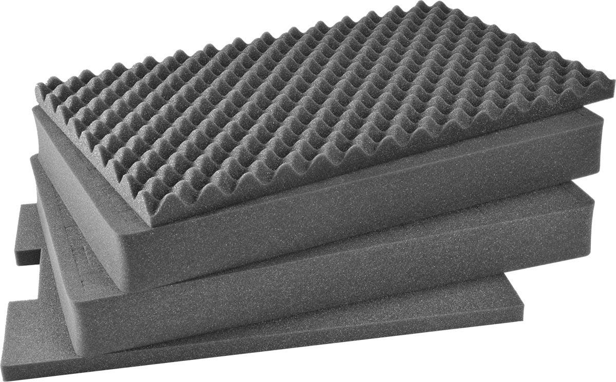 pelican 1671 replacement foam set case