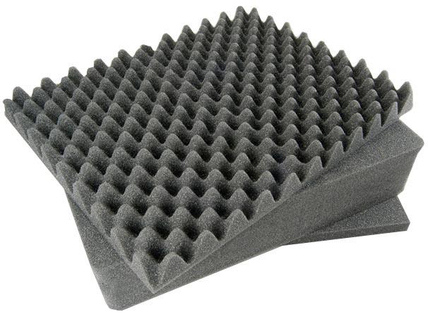 pelican 3 piece replacement case foam