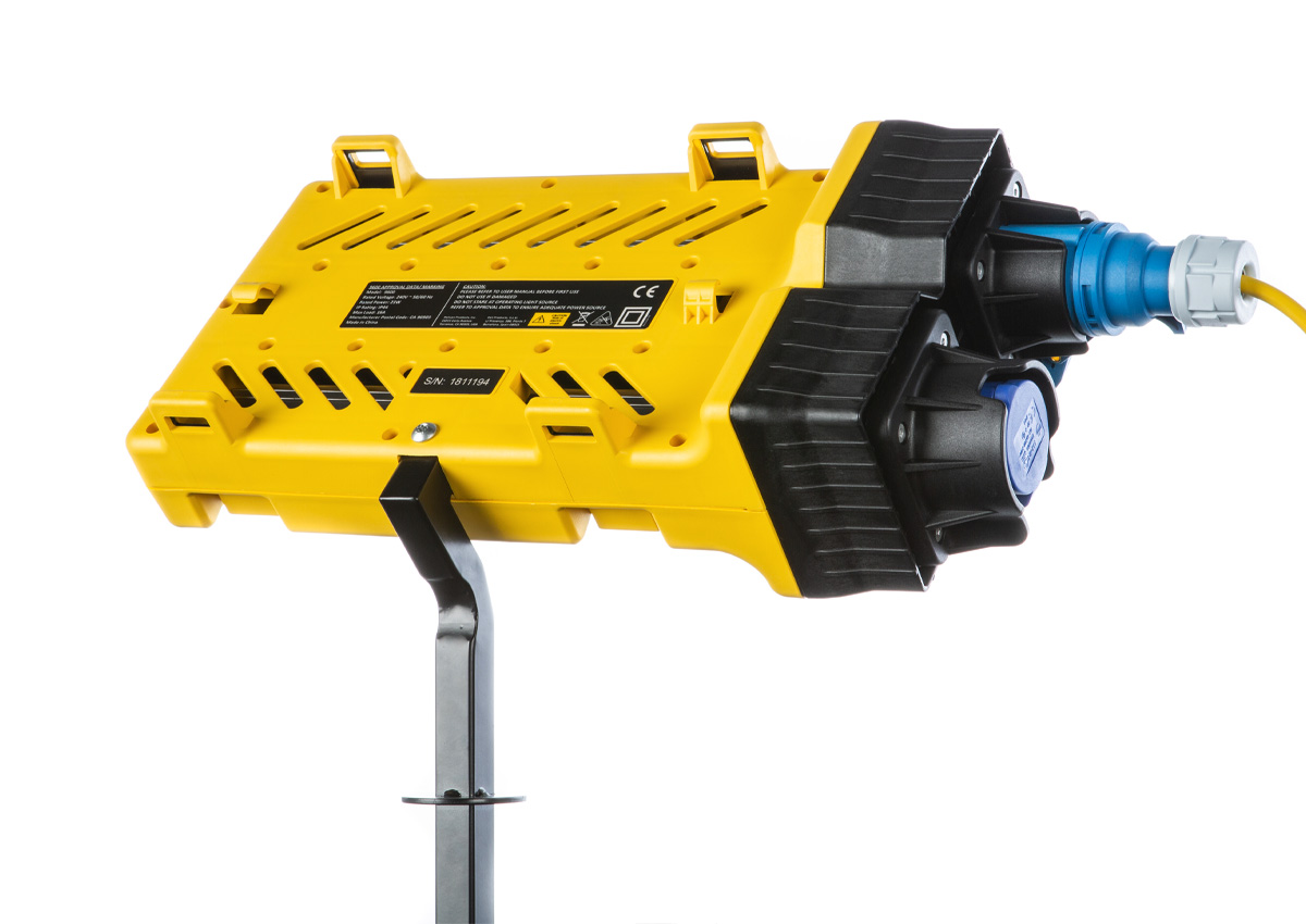peli 9600 mountable remote led light