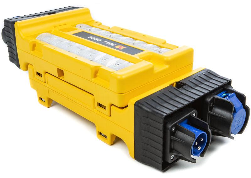peli 9600 stackable remote led light