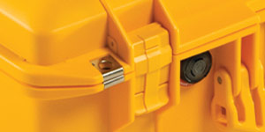 pelican yellow air lightweight carry case