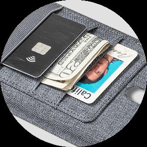 pelican ip67 go case card slots