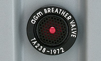peli airtight watertight valve