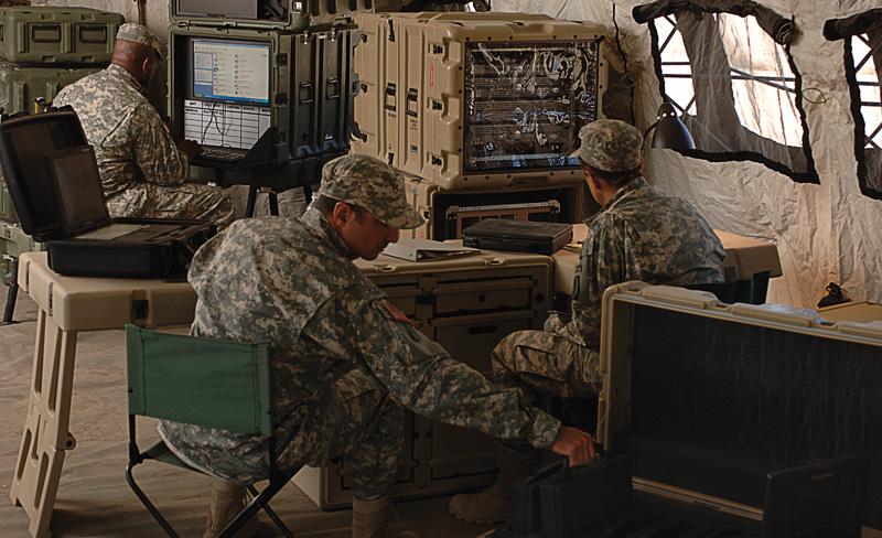 peli military systems rack cases