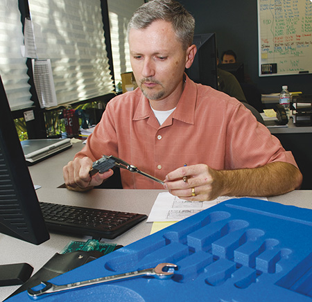 peli rack case experienced engineer
