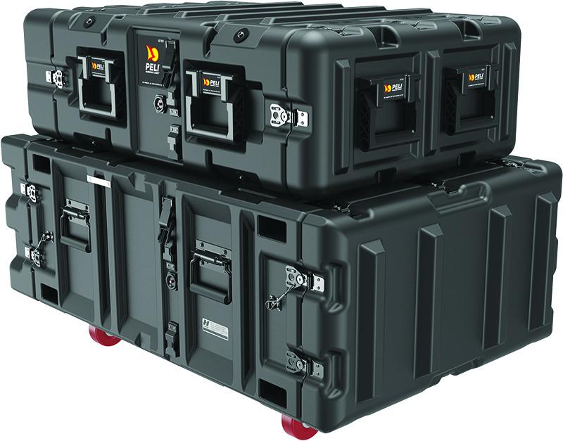 peli v series classic super rack mount cases