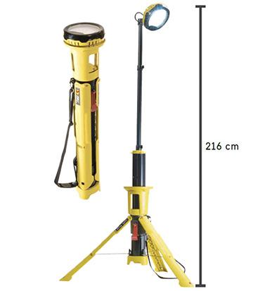 peli 9440 shoulder-strap carry remote area light