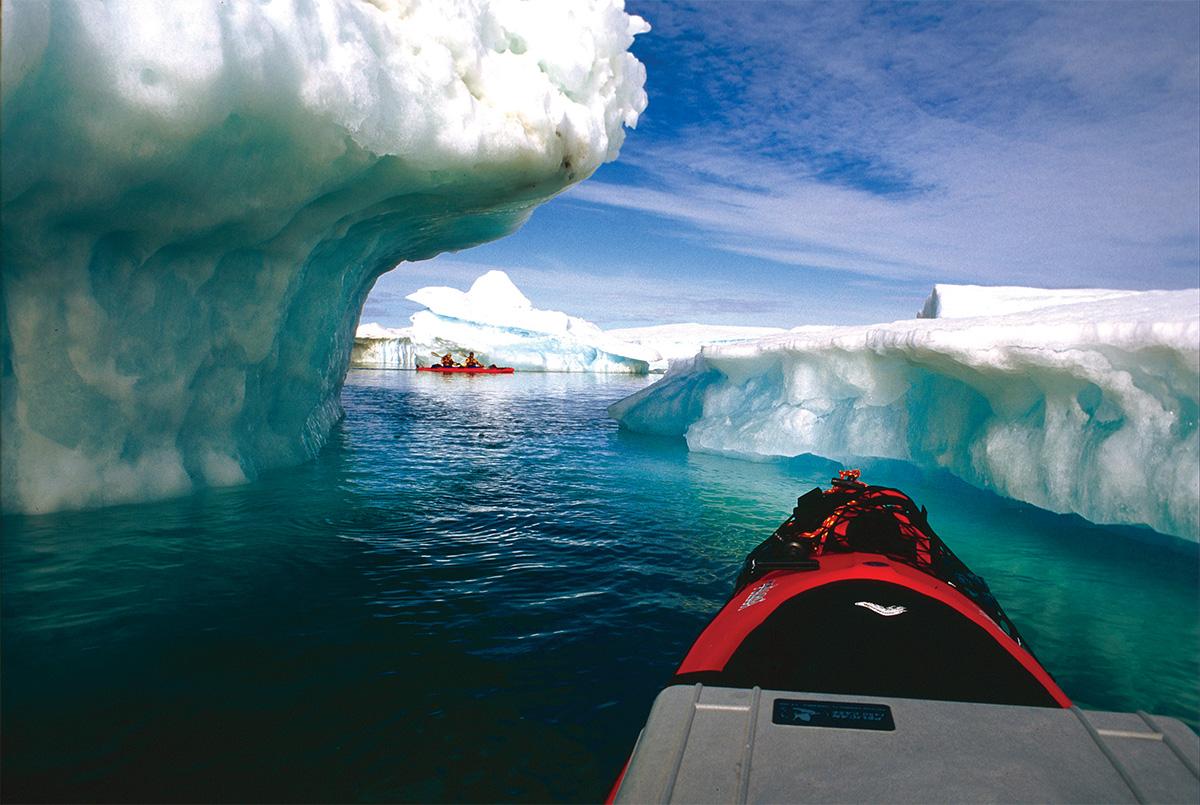 pelican discover survival story steve smith polar kayak survival