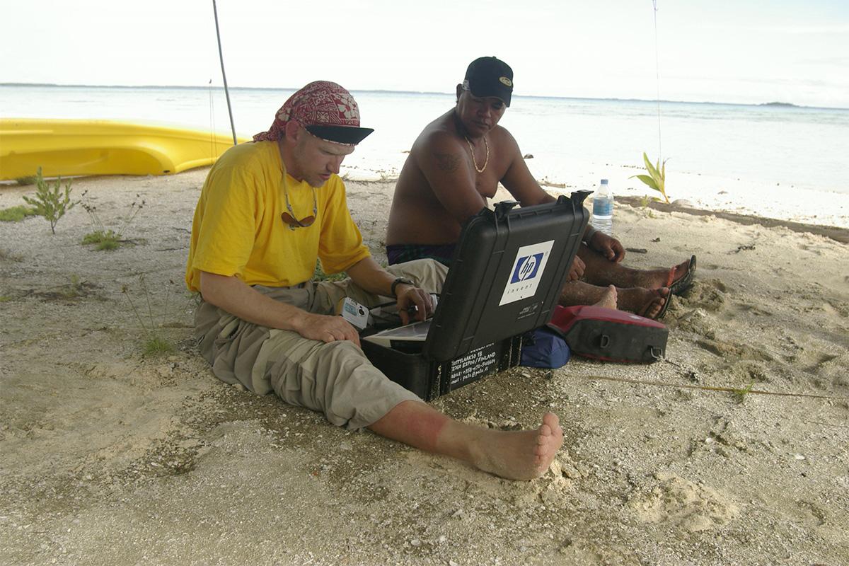 pelican discover survival story david brown tahiti