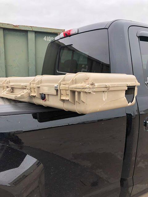 pelican discover survival story jake bloomer custom gun case survival story