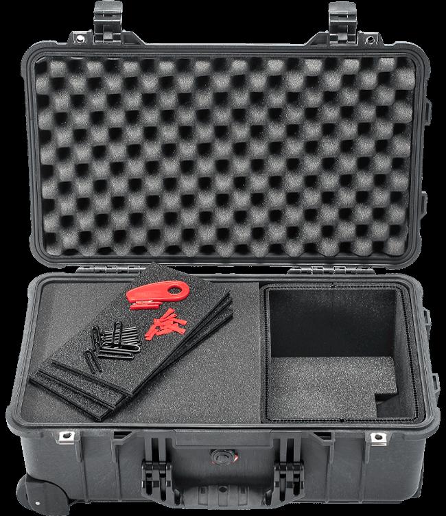 peli 1510 Hybrid Camera Drone Case
