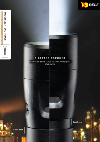 peli 5 series lights brochure