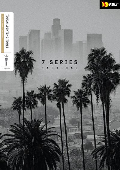 peli 7 series tactical lights brochure