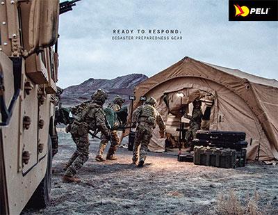 peli disaster preparedness gear military