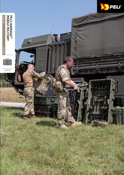 peli mobile military catalogue