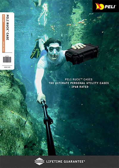 peli ruck cases brochure