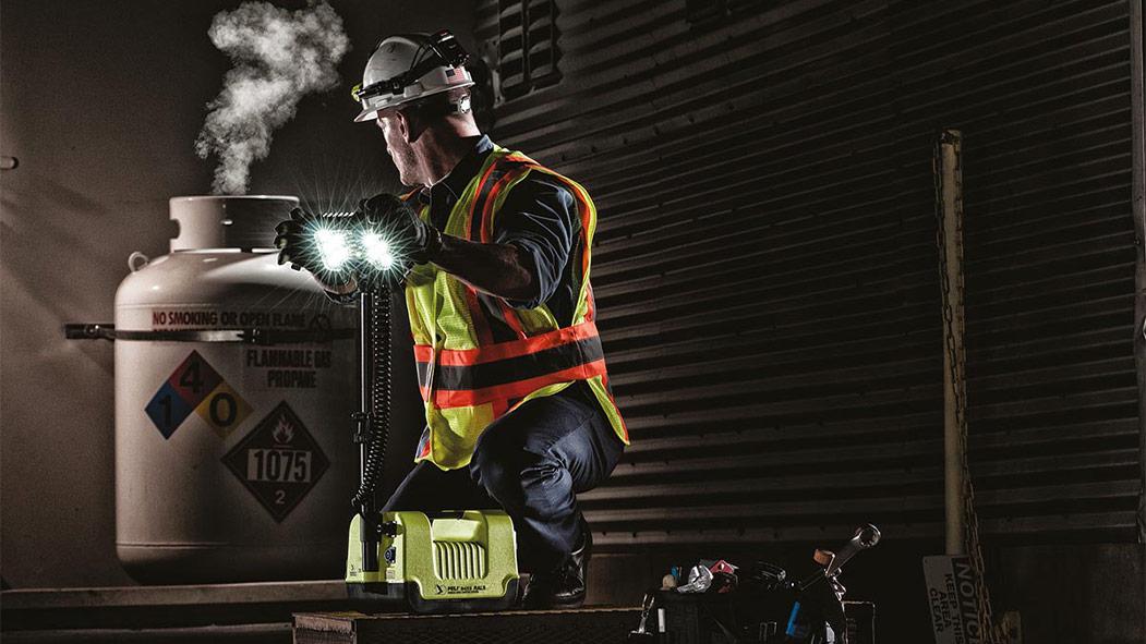 peli 9455 atex safety lights led area light