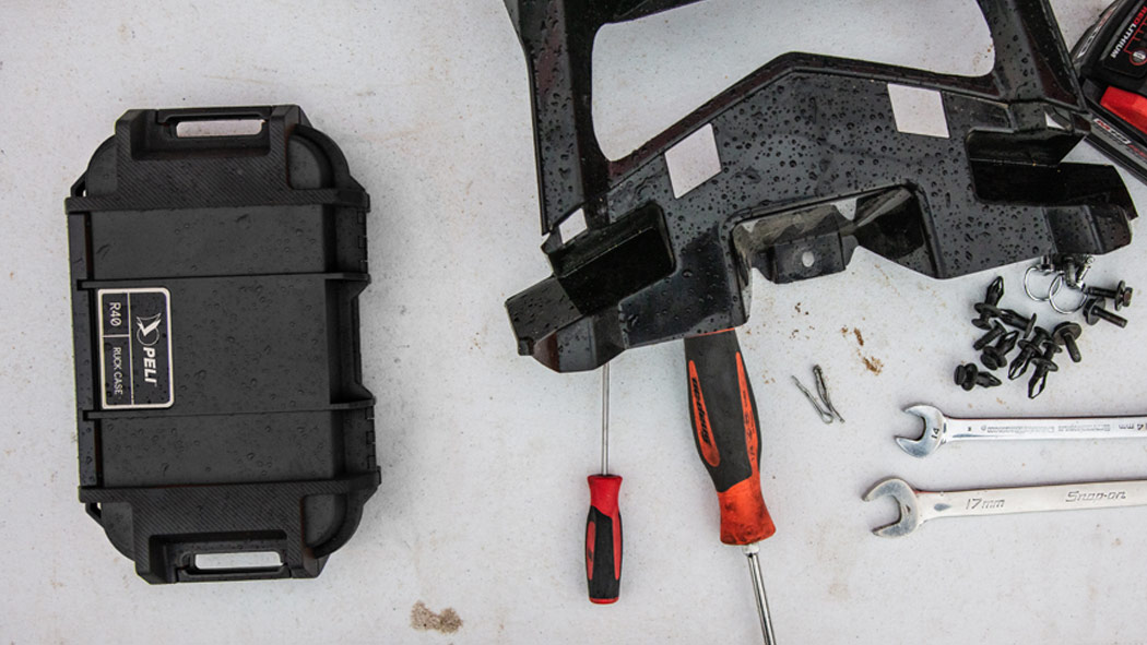peli r40 tool hardware ruck case