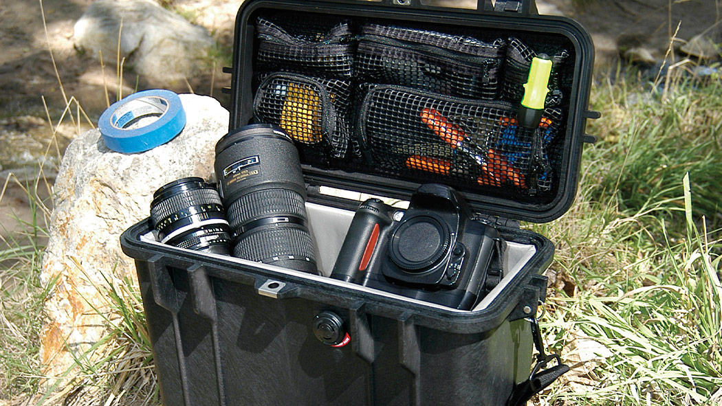 pelican 1430 camera organizer case