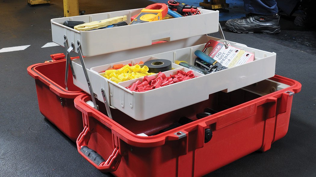 pelican 1460 tool rack divider case