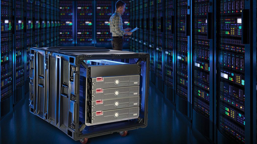 pelican classic v rolling server rack mount case