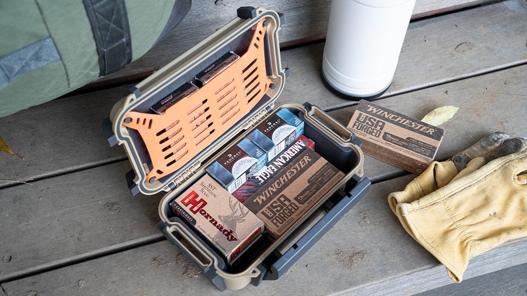 pelican r60 hunting gun rifle ammo case