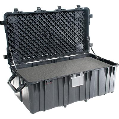 pelican 0550 hard transport case military