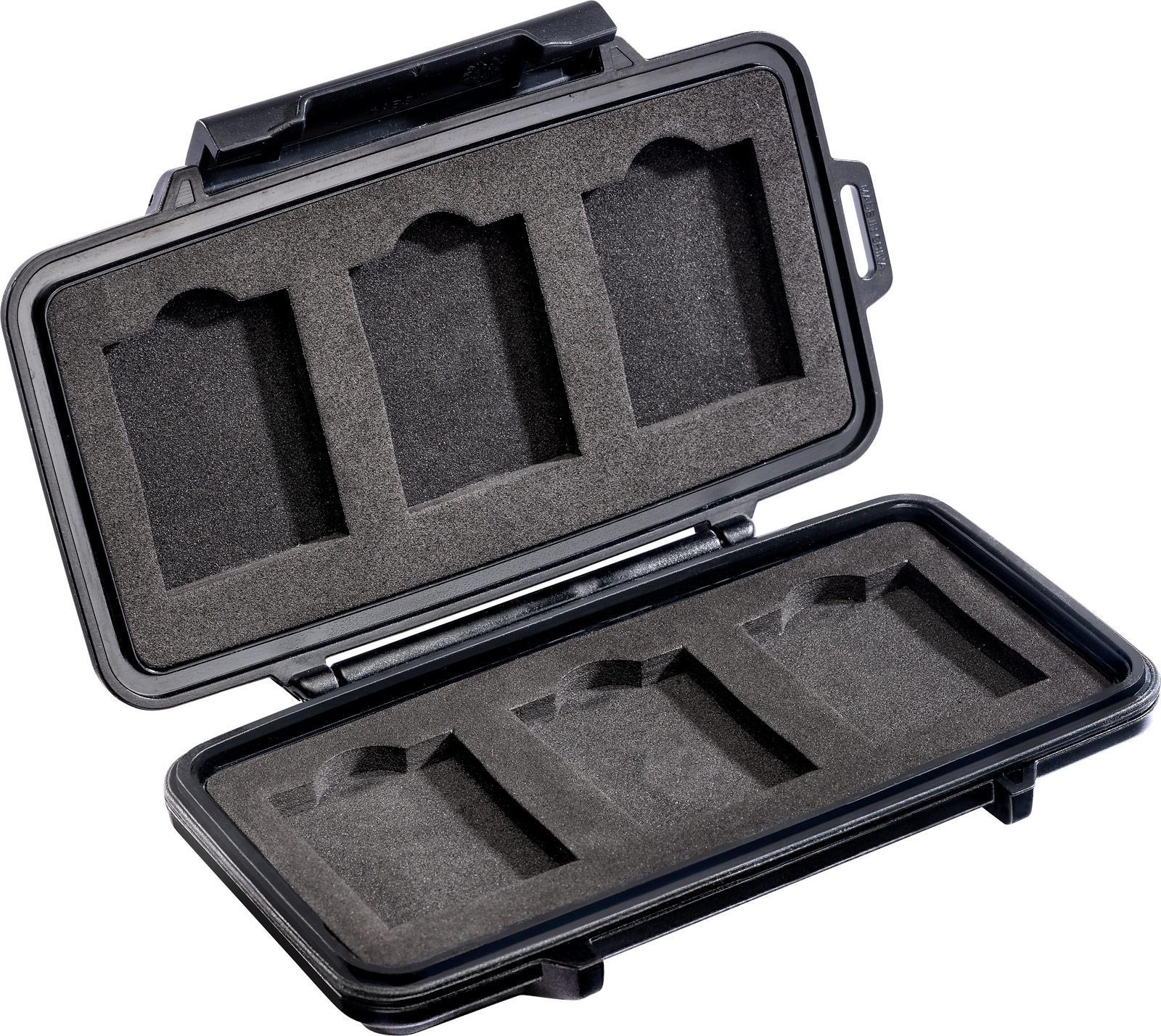 pelican 0965 cfexpress xqd memory card case