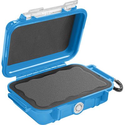 pelican 1010 blue crushproof micro case