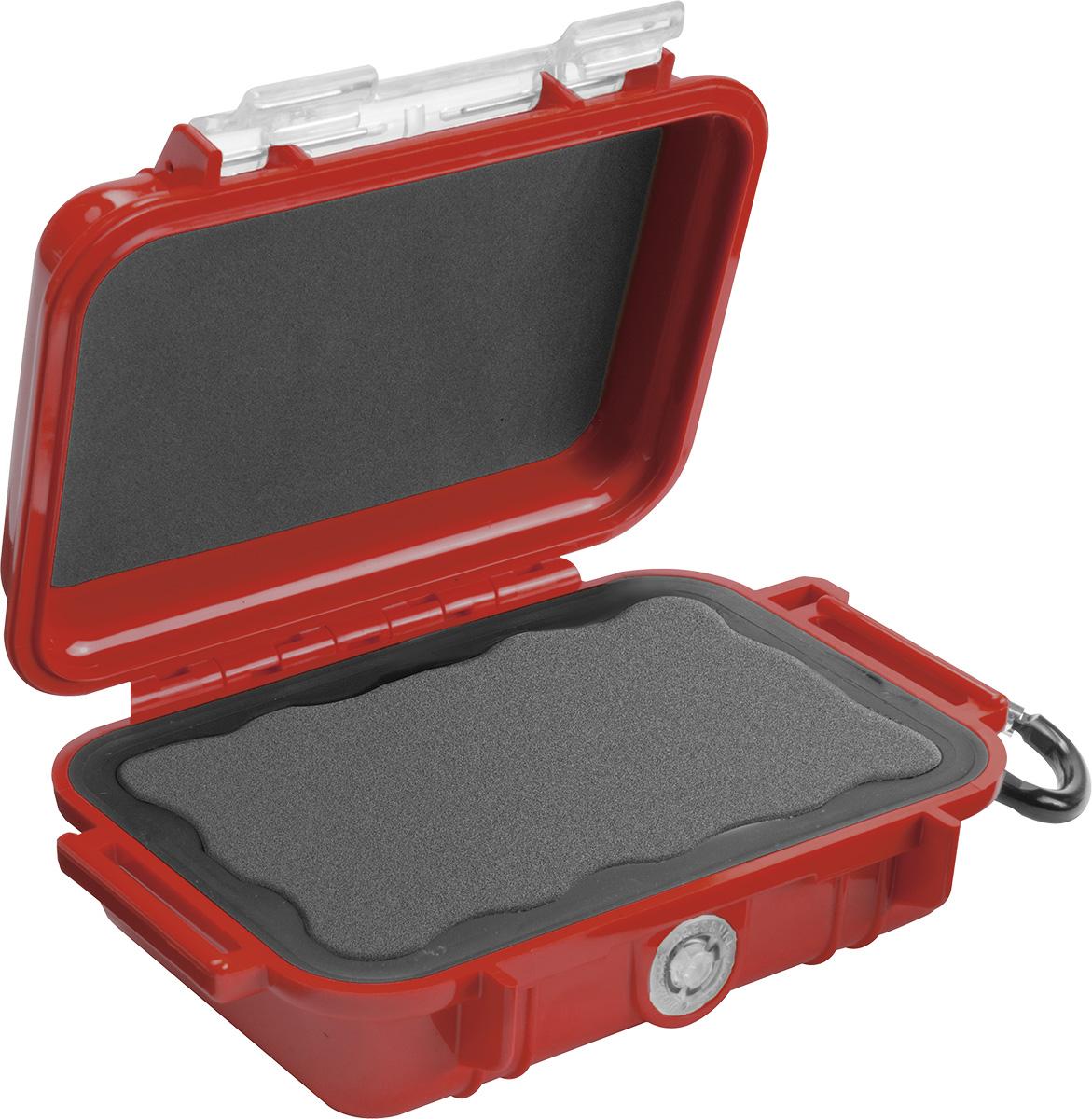 pelican 1010 red gear micro case