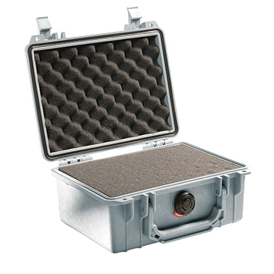 pelican 1150 silver protector watertight case