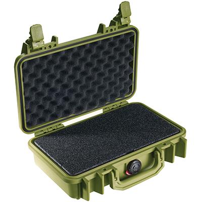 pelican 1170 watertight hunting gun pistol case