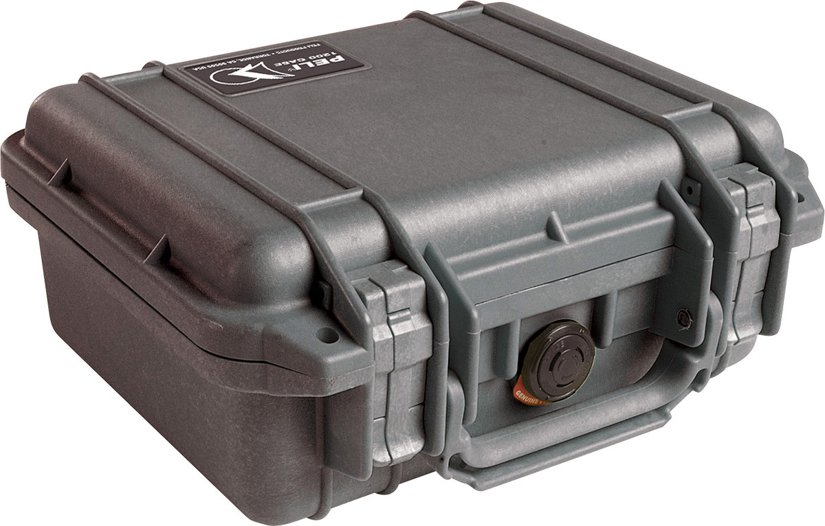 peli hard camera canon dustproof case