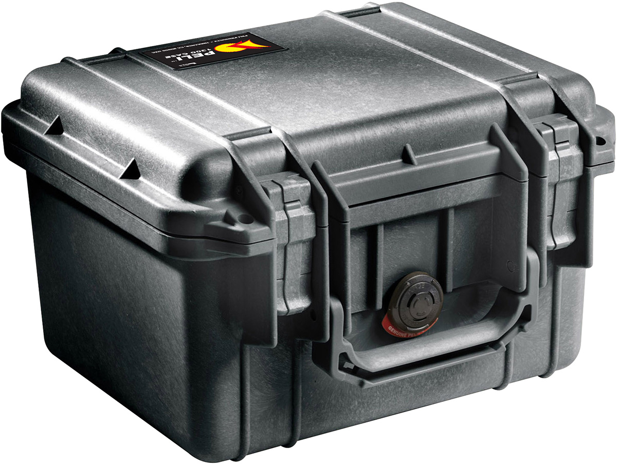 peli 1300 hard plastic protective case pelicase