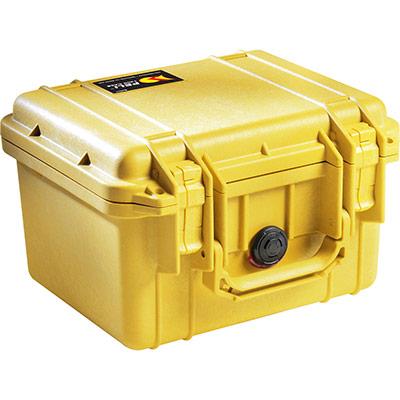 peli 1300 yellow protector case