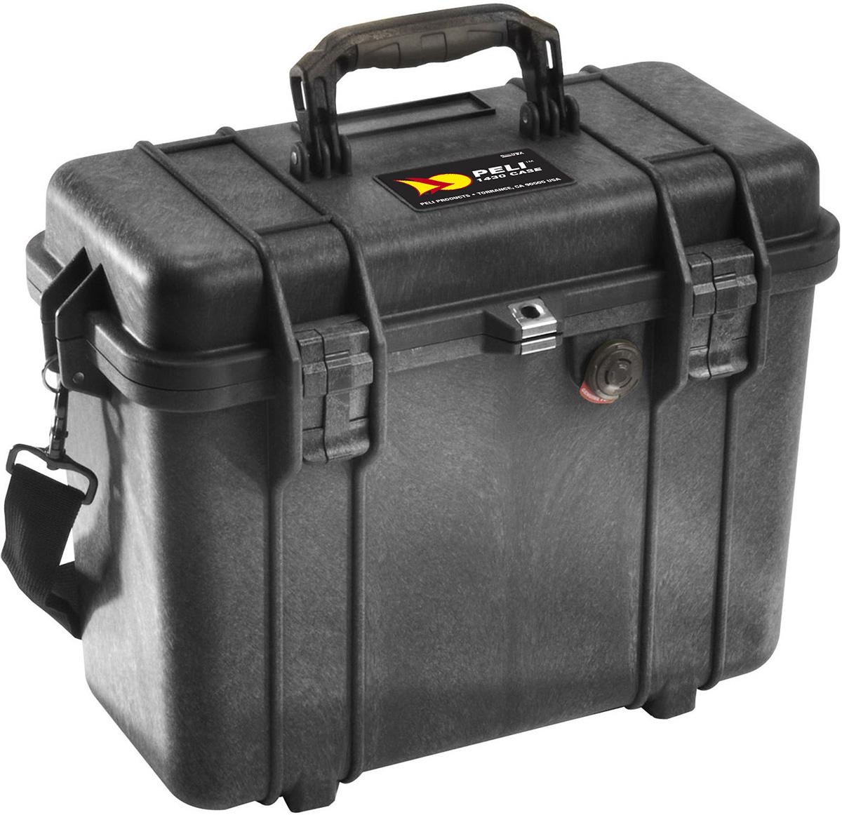 peli 1430 motorcycle top loader hard case